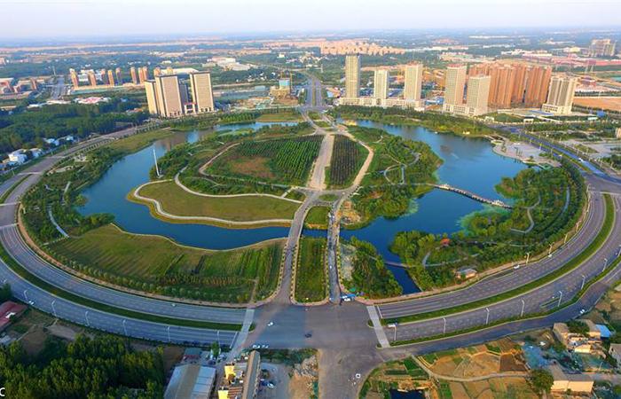 许昌市示范区项目
