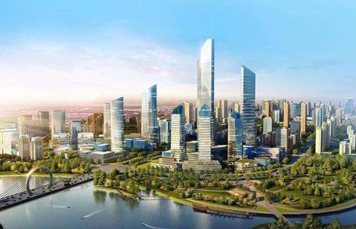 郑州滨河国际新城项目